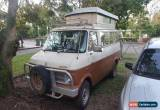 Classic 1973 Bedford Vauxhall Camper, suit back packers, travelling, retro van, original for Sale
