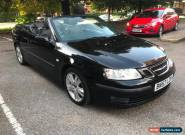 2007 Saab 9-3 1.9TiD ( 150ps )  Vector Anniversary for Sale