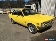 Holden gemini 75 tx  for Sale