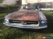 1967 Ford Mustang Mustang C Code Convertible for Sale