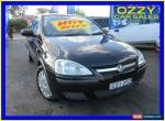 2005 Holden Barina XC (MY04.5) Black Automatic 4sp A Hatchback for Sale
