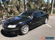 Saab 2004, 9.3 2 litre  4 cyl Turbo Convertible  , BMW, Audi, Mercedes, for Sale