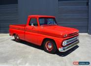 1964 CHEVROLET C10 SHORT BED PICKUP, 350 V8, 700R AUTO, VINTAGE A/C - FORD F100 for Sale