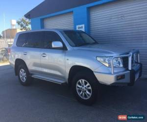 Classic 2008 TOYOTA LANDCRUISER 200 SERIES TWIN TURBO V8 DIESEL VDJ200R 4X4 for Sale