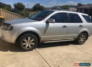 2006 Ford Territory SR SY for Sale