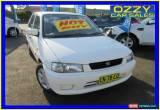 Classic 1997 Mazda 121 Metro White Manual 5sp M Hatchback for Sale