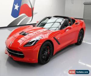 Classic 2014 Chevrolet Corvette Z51 Coupe 2-Door for Sale