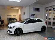 MERCEDES A CLASS A 200 D AMG LINE PREMIUM PLUS White Auto Diesel, 2017  for Sale