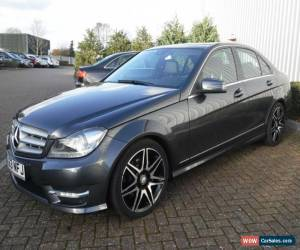 Classic Mercedes C200 CDi AMG Sport + CDI BE Auto Left Hand Drive (LHD) for Sale