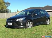 2011 Ford Focus Trend LW Auto TURBO DIESEL NO RESERVE for Sale