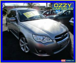 Classic 2008 Subaru Liberty MY09 2.5I Silver Automatic 4sp A Wagon for Sale