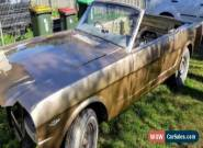 Ford Mustang Convertible 1965 for Sale