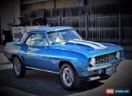 1969  Chevrolet camaro Yenko,not belair,falcon,mustang,nova,impala,torana for Sale