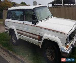 Classic Jeep cherokee Sportsman 2 1982 chief  for Sale