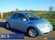 2007 07 Volkswagen Beetle 1.6  Luna Low Miles Light Blue  for Sale