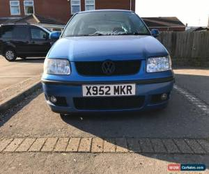 Classic vw polo 1.0 6n2 modified spares or repair for Sale