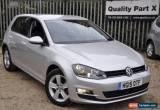 Classic 2015 Volkswagen Golf 2.0 TDI BlueMotion Tech Match Hatchback DSG 5dr for Sale