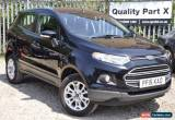 Classic 2015 Ford Ecosport 1.0 T EcoBoost Zetec 5dr for Sale
