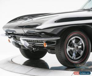 Classic 1966 Chevrolet Corvette Convertible for Sale