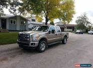 2011 Ford F-250 xlt for Sale