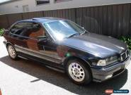 1999 BMW 3.16 E36 Countour Metallic Black for Sale
