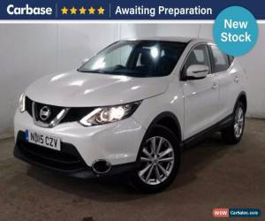 Classic 2015 NISSAN QASHQAI 1.5 dCi Acenta 5dr SUV 5 Seats for Sale