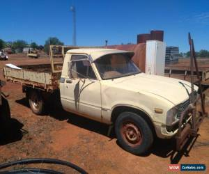 Classic 1980 Toyota Hilux for Sale