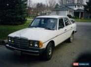 1984 Mercedes-Benz 300-Series for Sale