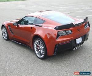 Classic 2015 Chevrolet Corvette Z06 Coupe for Sale