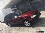 2000 Range Rover, Range Rover for Sale