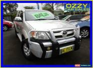 2006 Toyota Hilux GGN25R 06 Upgrade SR5 (4x4) Silver Automatic 5sp A for Sale