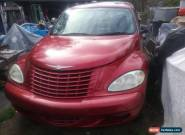 2004 PT Cruiser limit edition all the extras 2 Lt auto,       blown motor for Sale