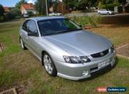 HOLDEN COMMODORE SS VYII V8 MANUAL 4D SEDAN for Sale