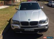 BMW X3 2007 Automatic for Sale