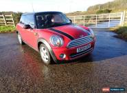 Mini Mini 1.6TD Cooper D for Sale