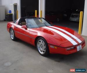 Classic CORVETTE C4 COUPE RHD S.A. Registered for Sale