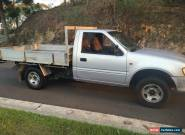 Holden Rodeo LX (2000) Ute Manual for Sale