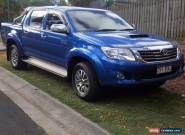 Toyota Hilux 4x4 duel cab for Sale