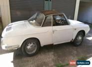 Volkswagen 1966 type 34 Karmann ghia for Sale