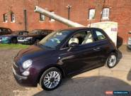 2014 64 FIAT 500 1.2 LOUNGE 3D 69 BHP for Sale