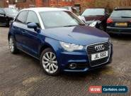 AUDI A1 1.4 TSFI 2013 Petrol Manual in Blue for Sale