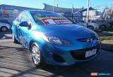 Classic 2011 Mazda 2 DE MY11 Maxx Automatic 4sp A Hatchback for Sale