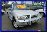 Classic 2001 Mitsubishi Pajero NM Exceed LWB (4x4) Silver Automatic 5sp A Wagon for Sale
