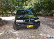 Black BMW x5 E53 for Sale