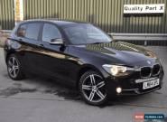 2014 BMW 1 Series 1.6 116i Sport Sports Hatch 5dr (start/stop) for Sale