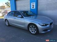 2012 BMW 320D F30 DIESEL 6KM for Sale