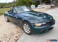 1997 BMW Z3 E36-7 Convertible. Sports. Roadster for Sale