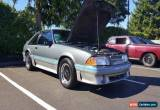Classic 1987 Ford Mustang GT for Sale