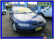 1999 Holden Commodore Vtii Executive Blue Automatic 4sp A Sedan for Sale