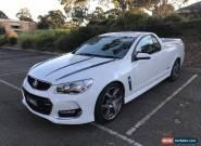 2017 VF SSV UTE 2,098ks MANUAL, factory warranty till 2020 HSV upgrades NEW CAR! for Sale